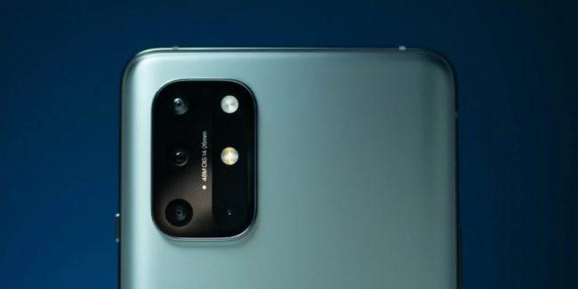 OnePlus 8T камера
