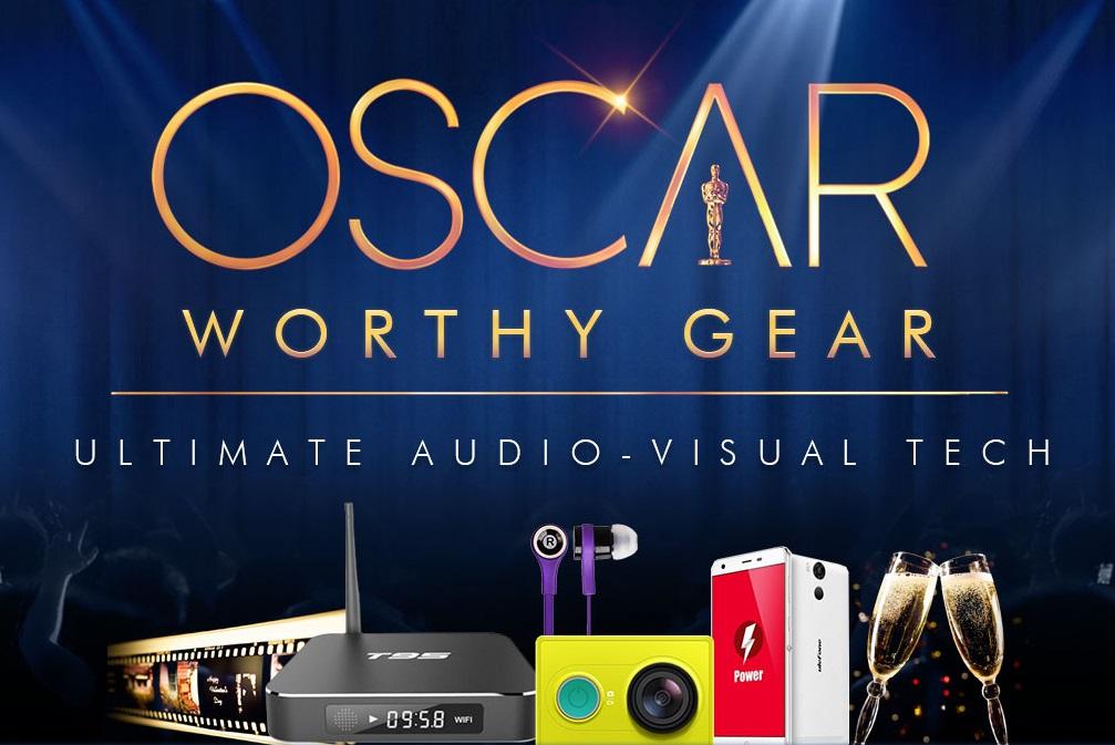 Лучшая техника номинируется на Oscar worthy gear