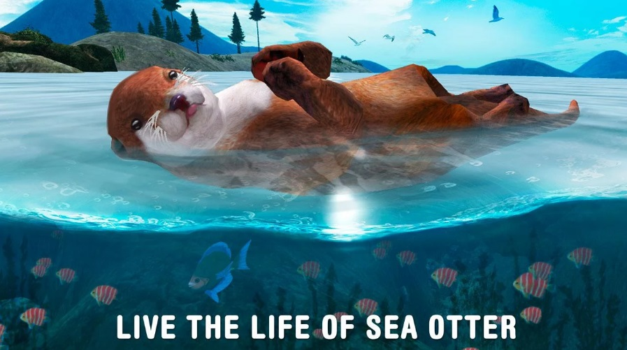 Sea Otter Survival Simulator на ПК