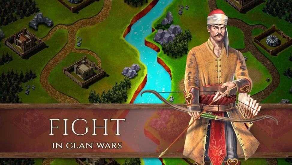 Ottoman Wars на Андроид