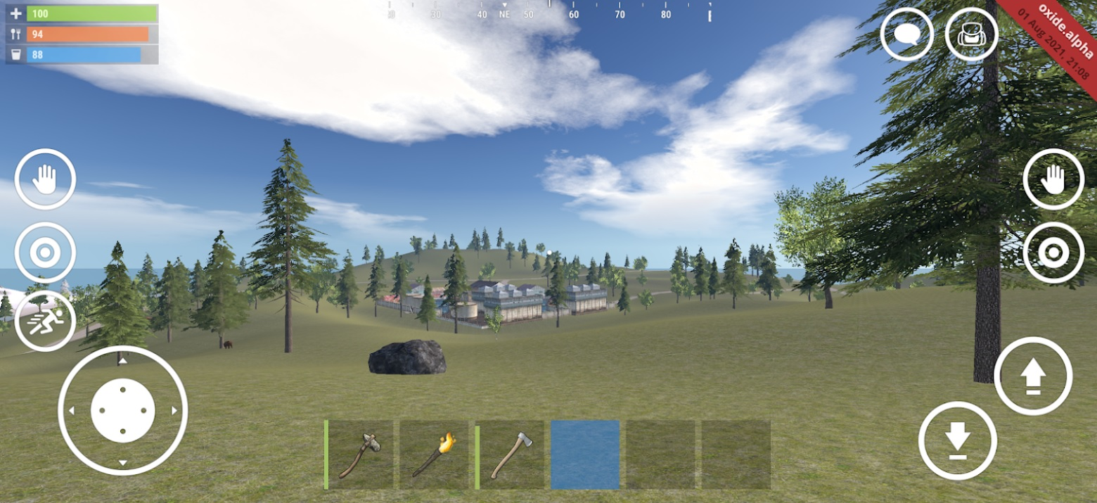 Oxide: Survival Island на Андроид
