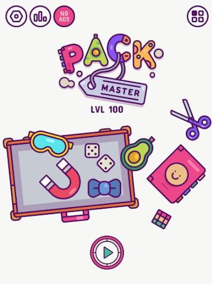 Pack Master на Андроид