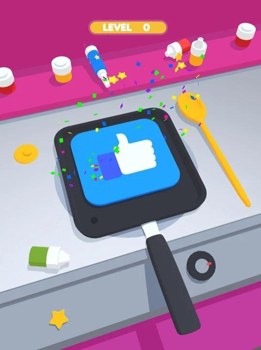 Pancake Art на Андроид