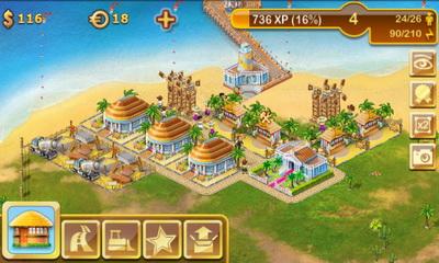 Игра «Paradise Island»