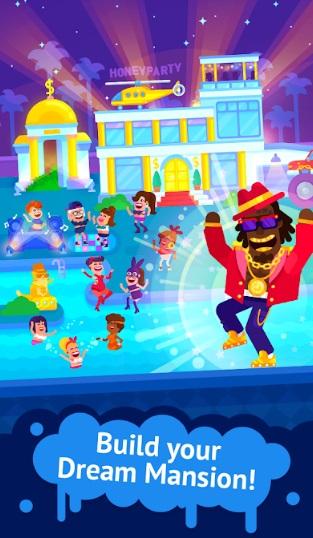 Partymasters - Fun Idle Game на ПК
