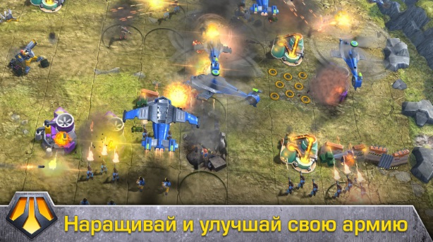 Path of War на Андроид