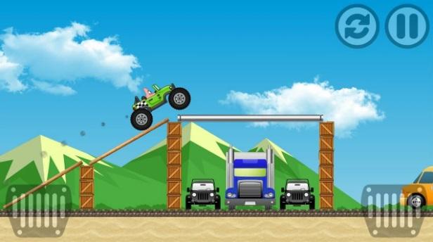 Patrick Racing Car на Андроид