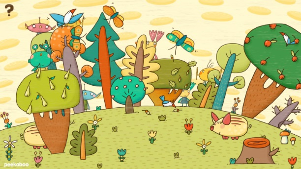 Peekaboo. Kids, Game, Fun! на Андроид
