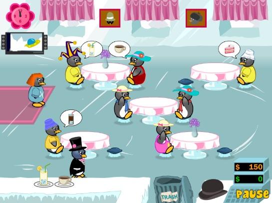 Penguin Diner 2 на ПК