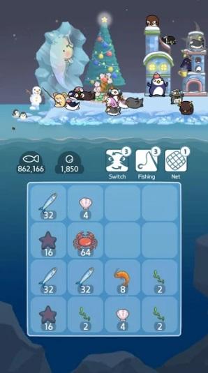 Penguin Island Puzzle на Андроид