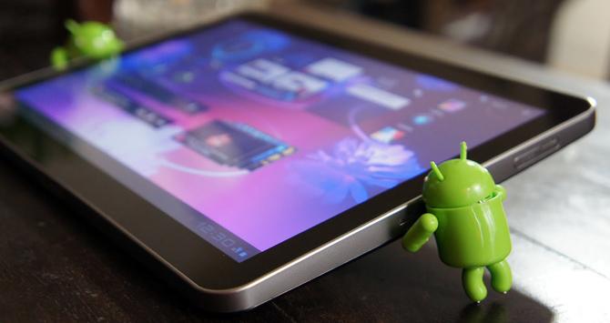 Переустанавливаем Андроид на планшете