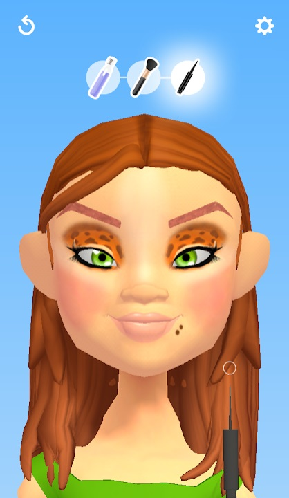 Perfect Makeup 3D на Андроид