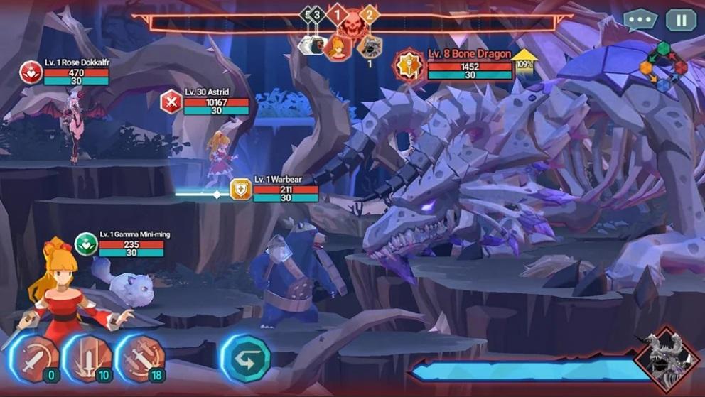 Phantomgate: The Last Valkyrie на Андроид