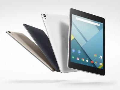 Nexus 9 — первый планшет на Android 5.0 Lollipop