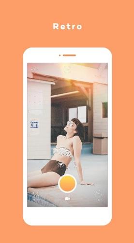 Pictail - Retro на Андроид