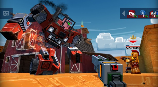 Pixelfield - Battle Royale FPS на Андроид