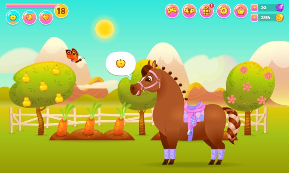 Pixie the Pony на Андроид