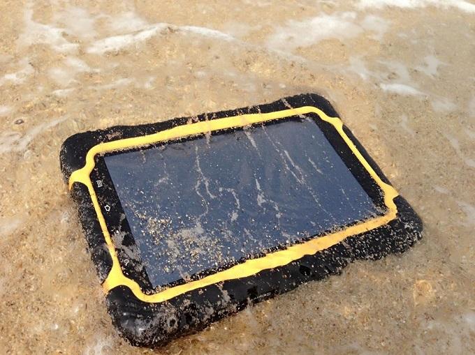 Лучший защищенный планшет