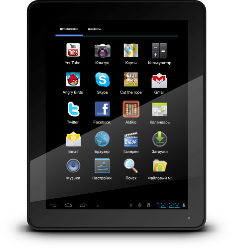 Digma ids10 — обзор и видео обзор планшета