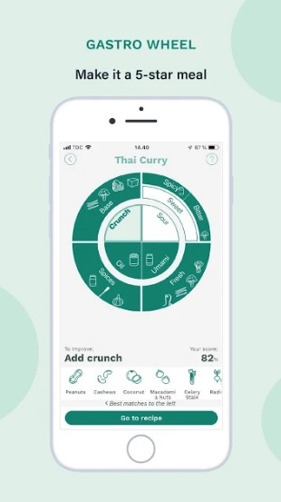 Plant Jammer: Create your own plant-based recipes на Анроид