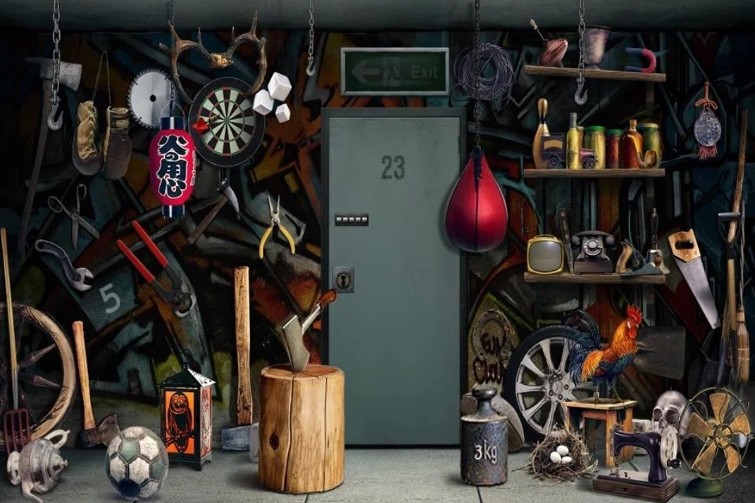 Побег-игра: 25 комната на Андроид