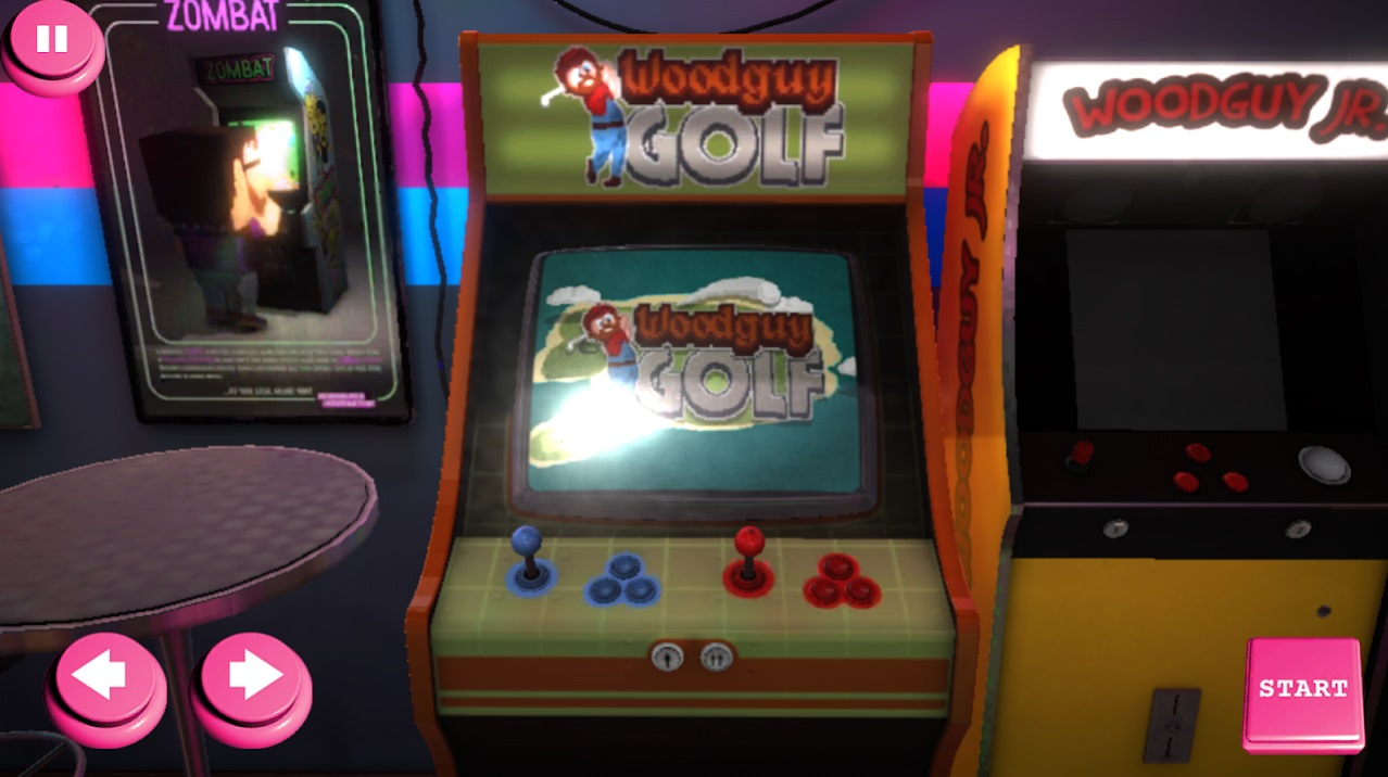 The Pocket Arcade на Андроид