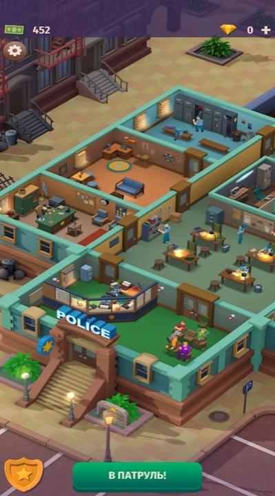 Police Inc на Андроид