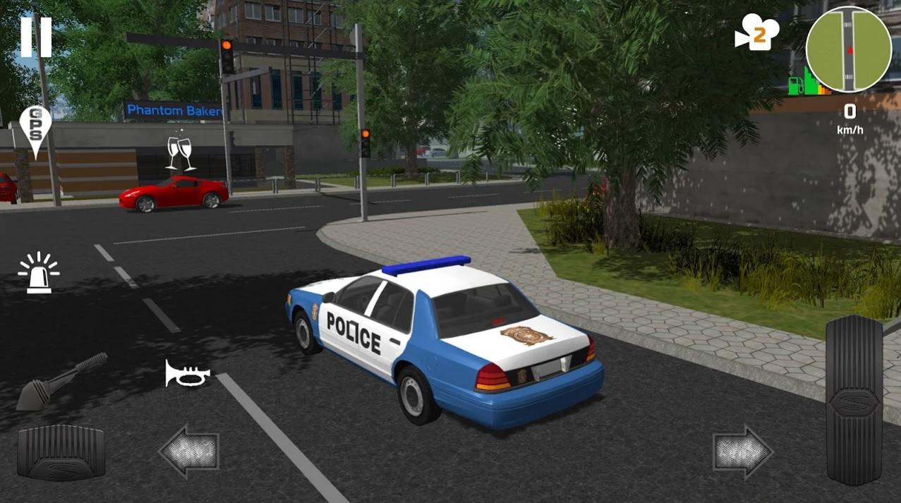 Police Patrol Simulator на Андроид