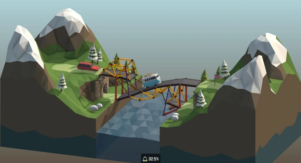 Poly Bridge на Андроид
