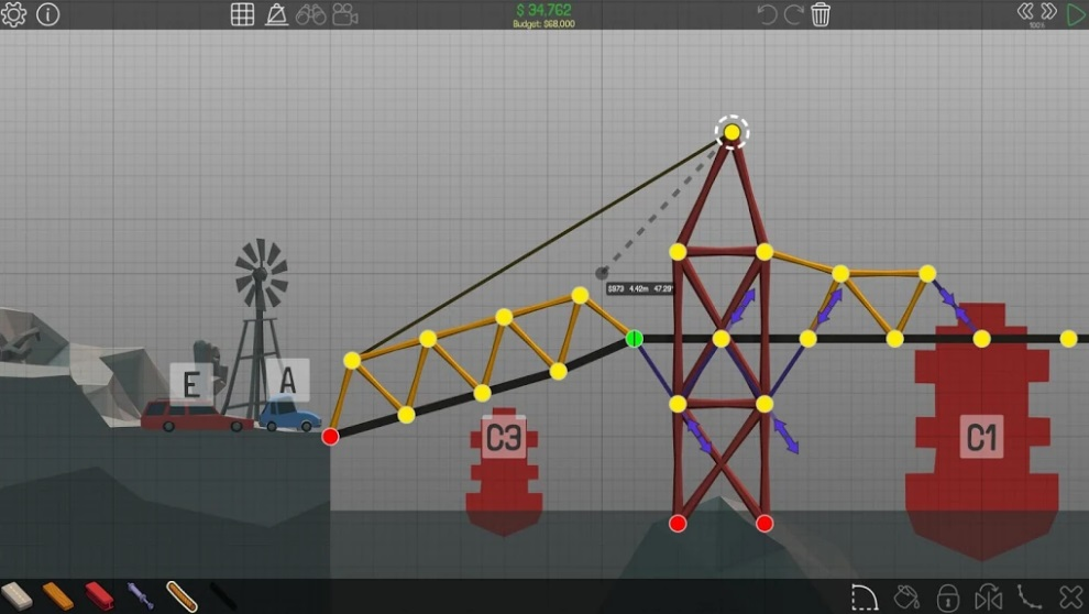 Poly Bridge на ПК