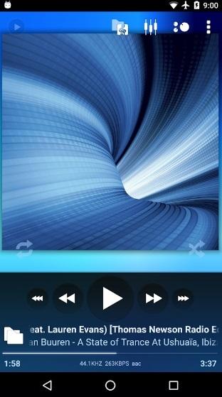 Poweramp - разблокировка на Андроид