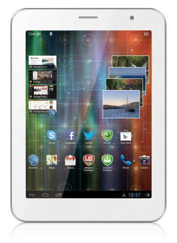 Новинка от Prestigio — планшет MultiPad 4 Ultimate 8.0 3G