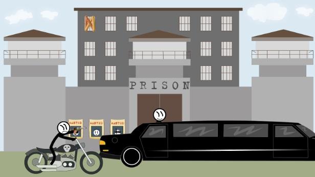 Стикмен: побег из тюрьмы 5 на Андроид