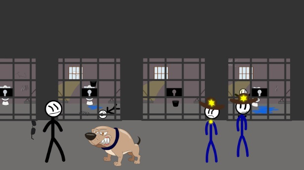 Стикмен: побег из тюрьмы 5 на ПК