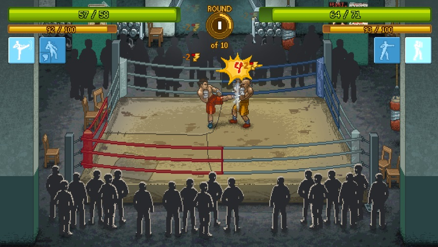 Punch Club на Андроид