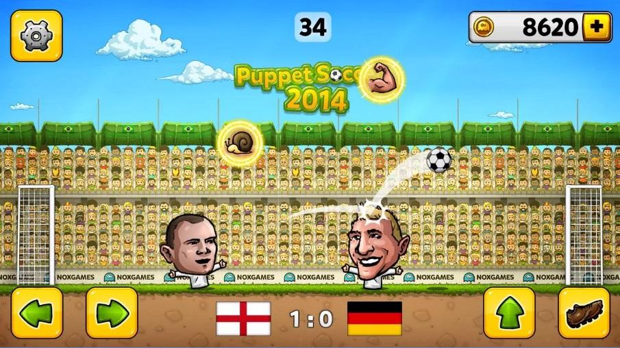 Puppet Soccer 2014 на ПК