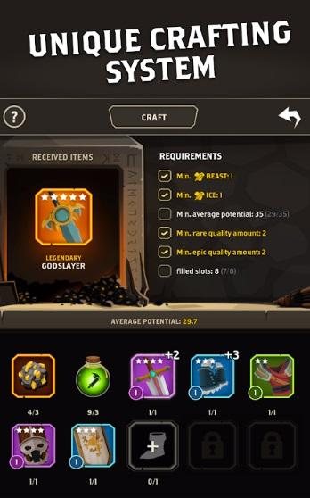 Questland: Turn Based RPG на ПК