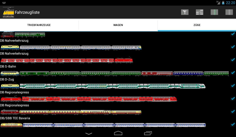 MM Eisenbahn Demo на Андроид