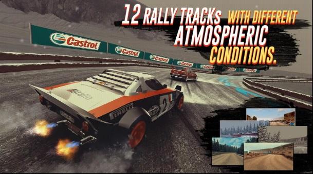 Rally Racer EVO на ПК