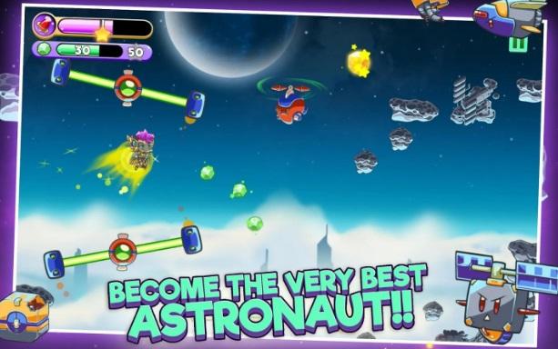 Rapstronaut: Space Journey на ПК