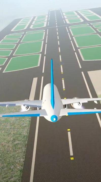 Realistic Plane на Андроид