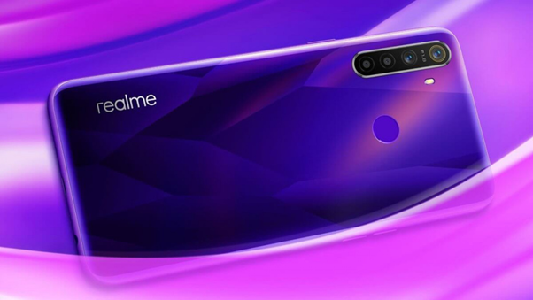 Realme 5 основная камера