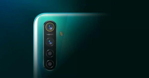 Realme 5 камера