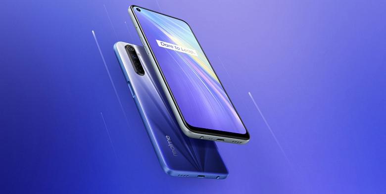 Смартфоны Realme 6 и 6 Pro  – дата выхода, обзор