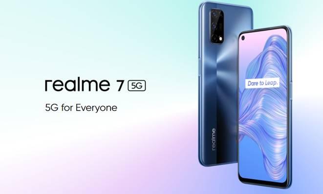 Смартфон Realme 7 5G – дата выхода, обзор