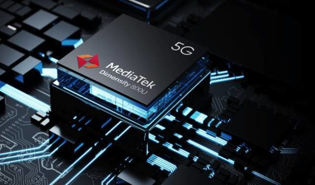 Realme 7 5G процессор