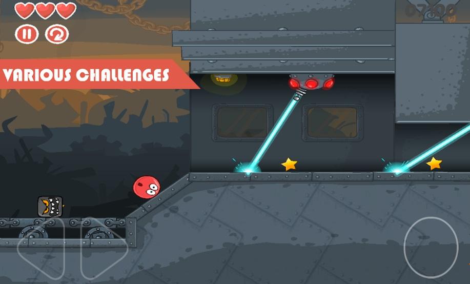 Red Ball Hero 4 - Rolling Ball Volume 3 на Андроид
