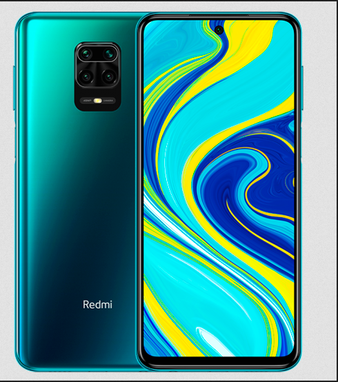 redmi note 9 экран