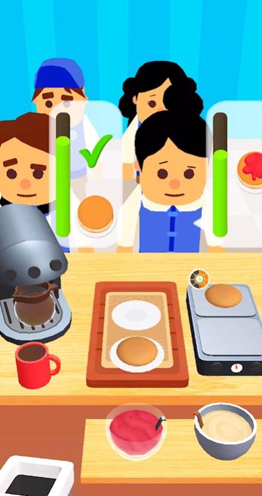 Restaurant Life на Андроид