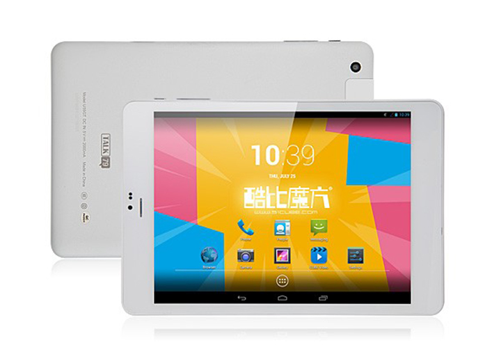 Обзор и видео обзор планшета Cube U55GT Talk79